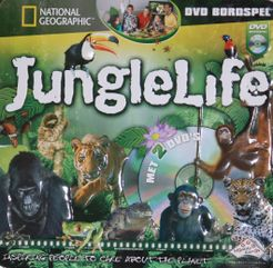 Jungle Life DVD game