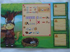 Jungle Rumble: Meowtopia – Promo Personal Board & Kitten Tiles