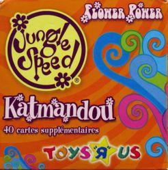 Jungle Speed Flower Power Katmandou
