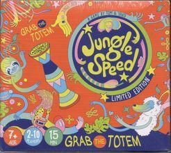 Jungle Speed Limited Bertone Edition