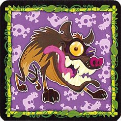 Jungle Speed Safari: Hyena Promo Card