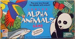 Junior Alpha Animals