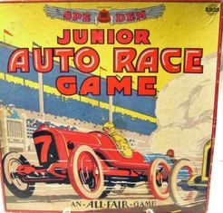 Junior Auto Race Game