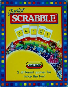 Junior Scrabble Cards