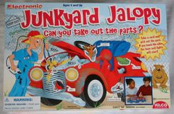 Junkyard Jalopy
