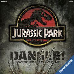 Jurassic Park: Danger! Adventure Strategy Game