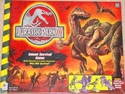 Jurassic Park III: Island Survival Game