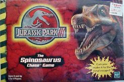 Jurassic Park III: The Spinosaurus Chase Game