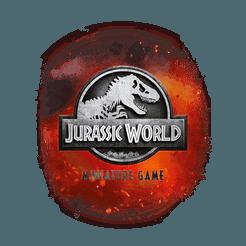 Jurassic World Miniature Game