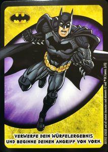 Justice League: Hero Dice – Batman: Promokarte