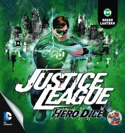 Justice League: Hero Dice – Green Lantern