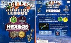 Justice League Hexors Game