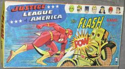 Justice League of America: The Flash Game
