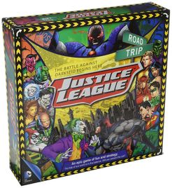 Justice League: Road Trip