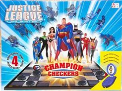 Justice League Unlimited Champion Checkers