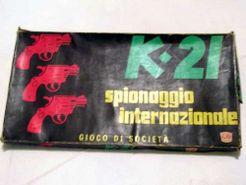 K-21 Spionaggio Internazionale