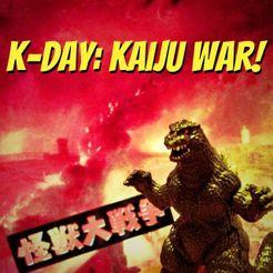 K-Day: Kaiju War!