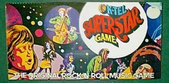 K-Tel Superstar Game: The Original Rock 'n Roll Music Game