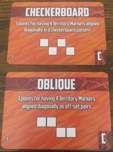 Kaiju Crush: Checkerboard / Oblique Promo Card