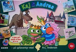Kaj & Andrea: På Spileventyr med H.C. Andersen