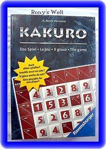 Kakuro: Das Spiel