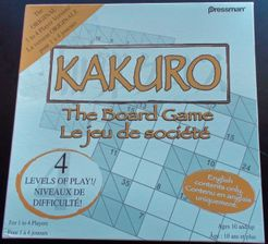 Kakuro: The Board Game