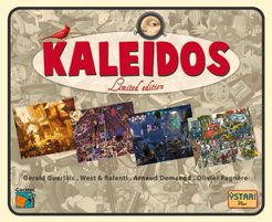 Kaleidos: 2009 Expansion