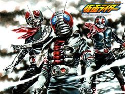 Kamen Rider: Operation Shocker
