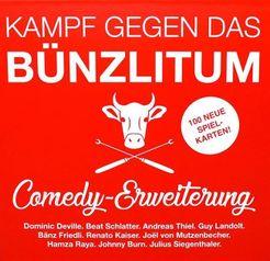 Kampf gegen das Bünzlitum: Comedy-Erweiterung