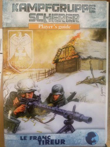 Kampfgruppe Scherer: Player's Guide