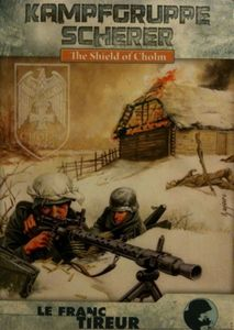 Kampfgruppe Scherer: the Shield of Cholm