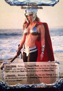Kanzume Goddess: Thor, God of Thunder