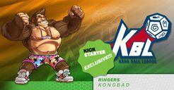 Kaosball: Ringer – Kongbad