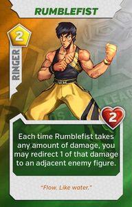 Kaosball: Ringer – Rumblefist