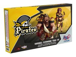 Kaosball: Team – Port Royale Pirates