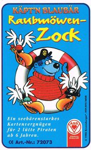 Käpt'n Blaubär Raubmöwen-Zock