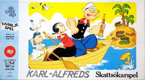 Karl-Alfreds Skattsökarspel