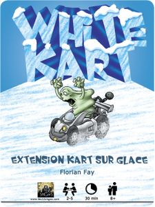 Kart sur Glace: White Kart