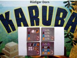 Karuba extension: bonus tiles