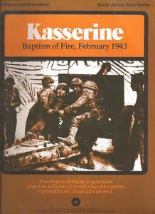 Kasserine: Baptism of Fire, February 1943