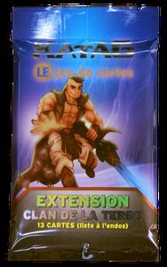Katag: Le jeu de Carte – Earth Extension