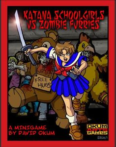 Katana Schoolgirls vs Zombie Furries