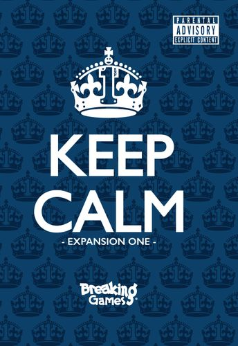 Keep Calm: Expansion One
