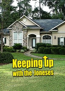 Keeping Up With The Joneses Card Game