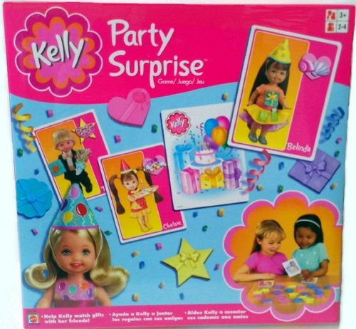 Kelly Party Surprise