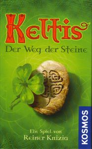 Keltis: Der Weg der Steine Mitbringspiel