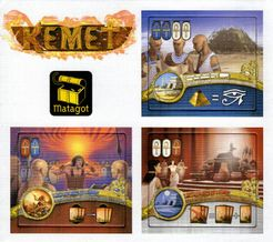 Kemet: Dice Tower Promo 2016