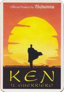 Ken il Guerriero: Gioco di Carte Collezionabili