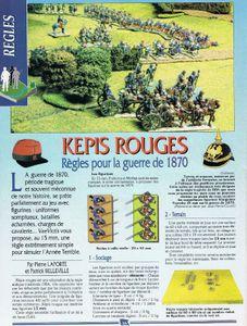 Képis Rouges