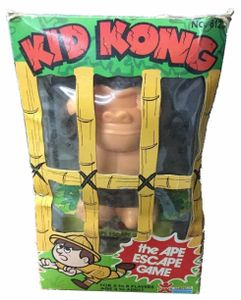 Kid Kong: The Ape Escape Game